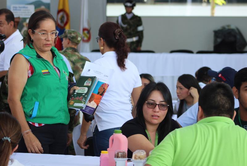 ICBF apoya estrategia de Compras Públicas Locales en Leticia, Amazonas
