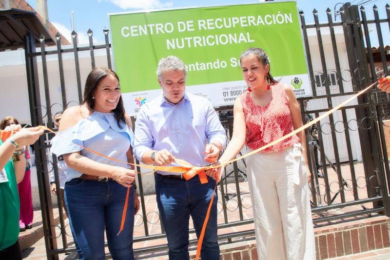 Gobierno pone en operación cuatro Centros de Recuperación Nutricional en menos de 6 meses