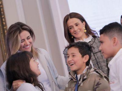 ICBF y Unicef presentaron la estrategia 'Territorios Amigos de la Niñez'