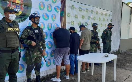 POLICÍA EN LETICIA AVANZA EN SU CAMPAÑA PARA PREVENIR LA COMISIÓN DE DELITOS