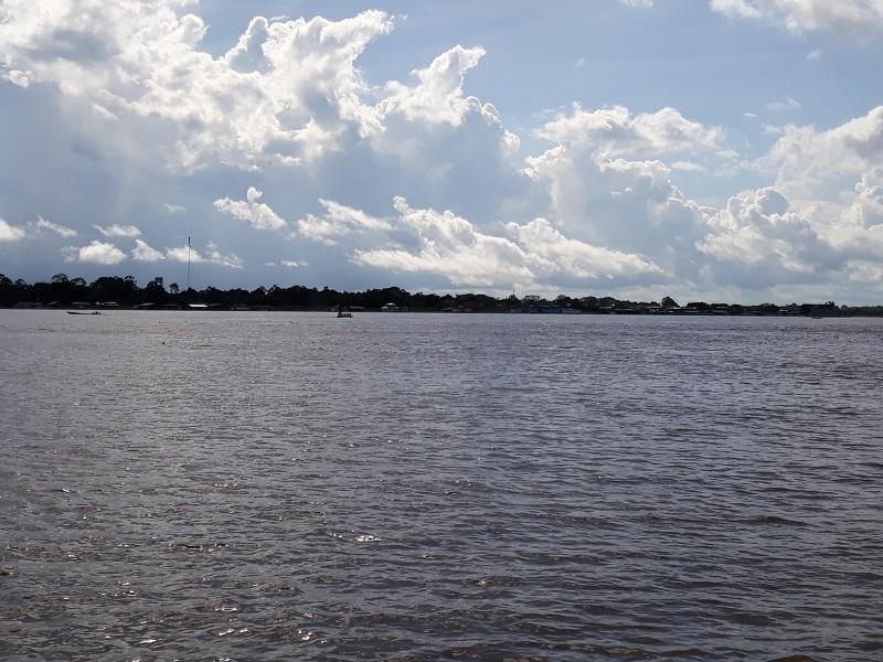 Peru fecha a fronteira entre a ilha de Santa Rosa e Tabatinga-AM