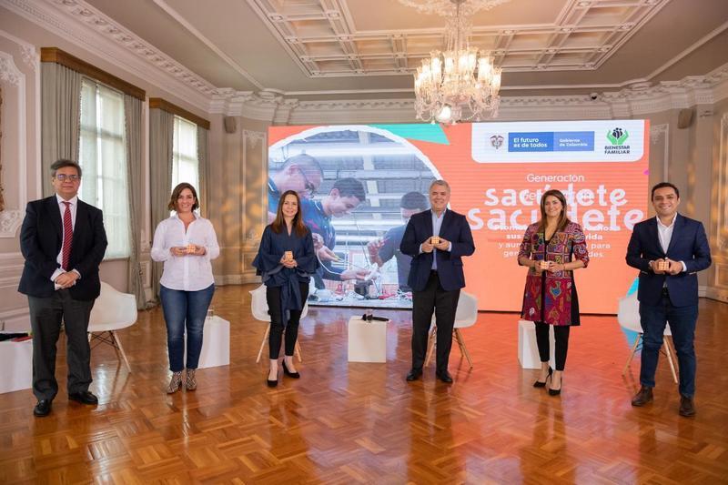 Presidente de la República anuncia creación de la Dirección de Adolescencia y Juventud en el ICBF