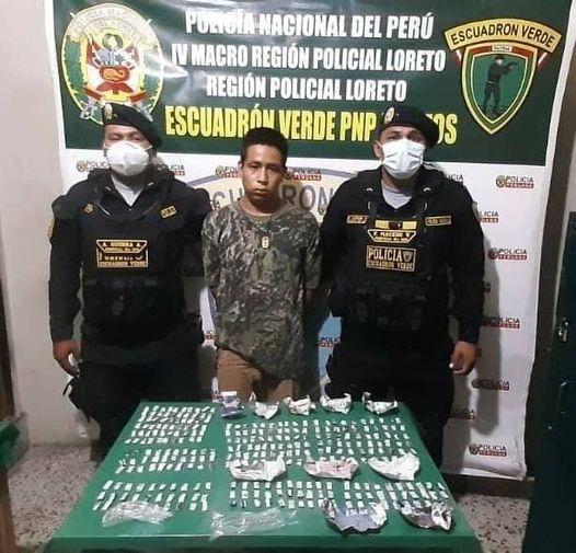 Agentes do Esquadrão Verde capturam Victor ′′ vitocho