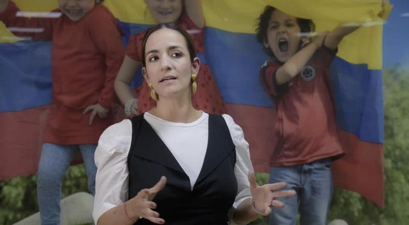 Adición al presupuesto del ICBF es una muestra del compromiso del Gobierno por la niñez del país: Lina Arbeláez