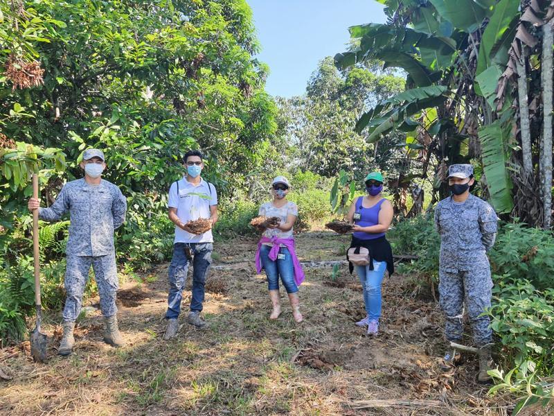 Comprometidos con el medio ambiente para el 2021 en el Amazonas
