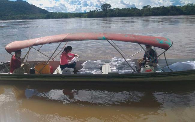 Salud pública con enfoque intercultural para el Amazonas