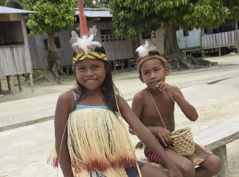 ICBF beneficiará con Generaciones Étnicas a 1.500 niños y adolescentes en el Amazonas