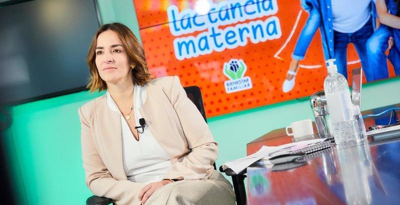Directora ICBF resalta los superpoderes de la lactancia materna