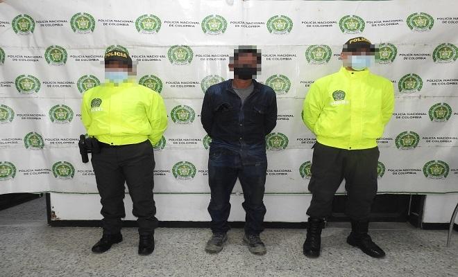 CAPTURAMOS MEDIANTE ORDEN JUDICIAL A UN HOMBRE POR EL DELITO DE VIOLENCIA INTRAFAMILIAR