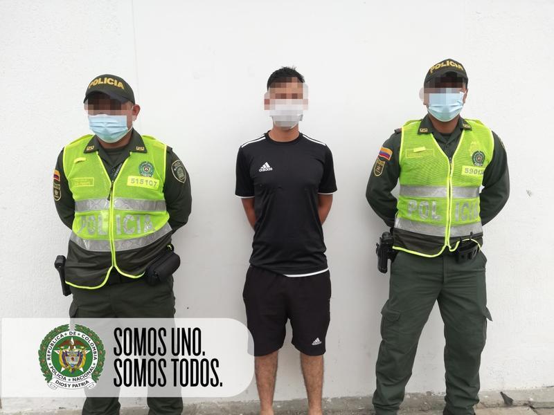 CAPTURADO UN HOMBRE  QUE ERA REQUERIDO POR CUATRO DELITOS DISTINTOS