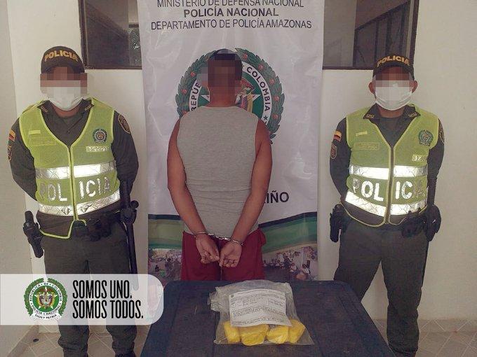 SIGUEN LOS CONTROLES DE LA POLICÍA CONTRA EL TRÁFICO DE ESTUPEFACIENTES EN LAS CALLES DE PUERTO NARIÑO