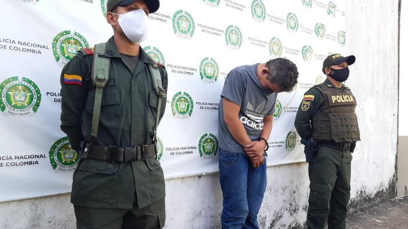 POLICÍA CAPTURA UN HOMBRE SEÑALADO DE ABUSAR DE DOS MENORES DE EDAD EN LETICIA