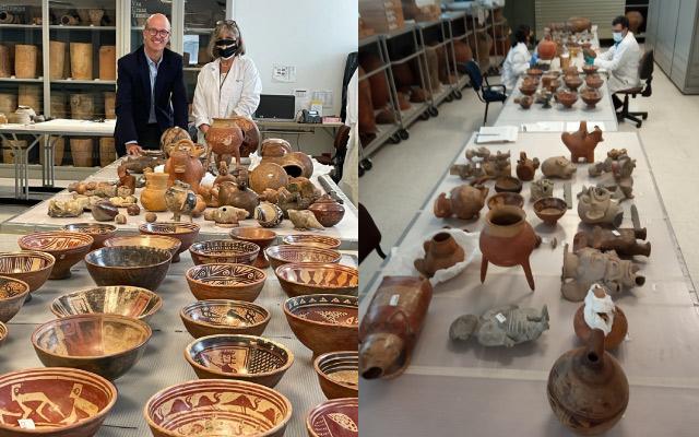 Crecen las colecciones patrimoniales del Museo del Oro