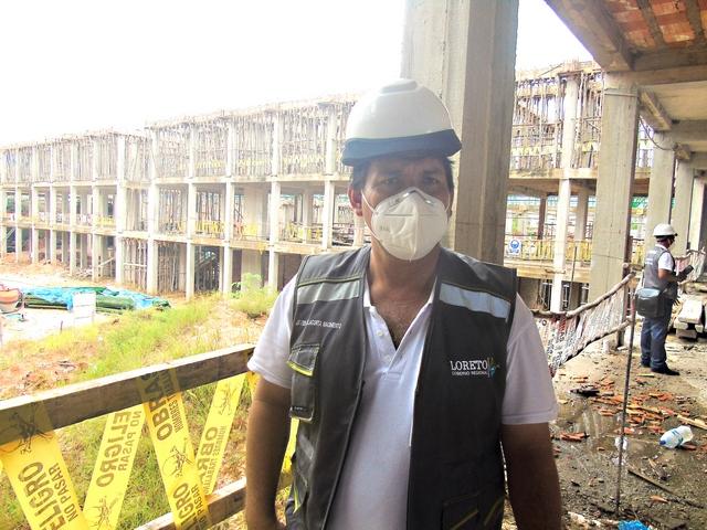 """Gerente general y de infraestructura explicarán hoy en consejo regional sobre abandono de obra """"Rosa Agustina"""""""