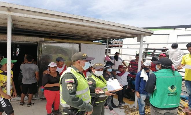 REALIZAMOS CAMPAÑAS PREVENTIVAS CONTRA LA EXPLOTACIÓN LABORAL INFANTIL