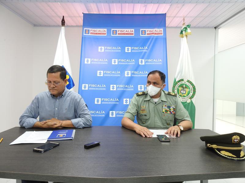 EN OFENSIVA CONTRA LOS DELITOS HACIA MENORES POLICÍA Y FISCALÍA JUDICIALIZAN A DOS AGRESORES SEXUALES EN AMAZONAS
