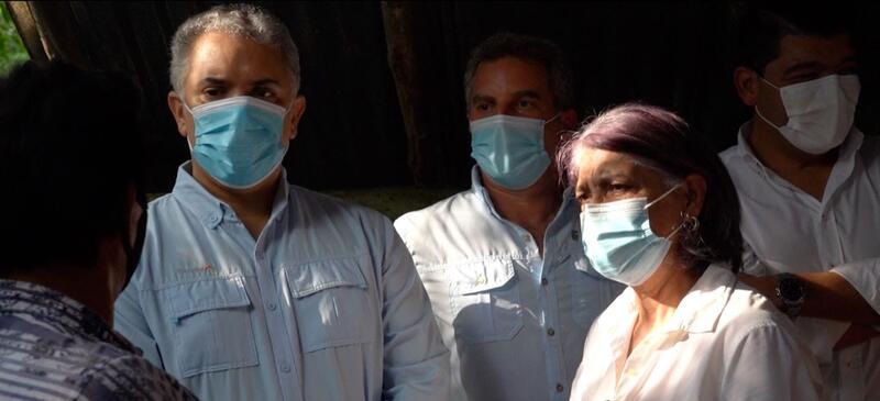 Negocios amazónicos fortalecidos por el Instituto SINCHI presentes en la sanción de Ley de Delitos Ambientales
