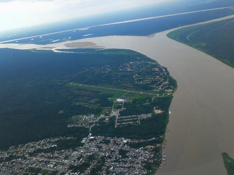 Jornada electoral en el Amazonas es vigilada por la Fuerza Aérea Colombiana
