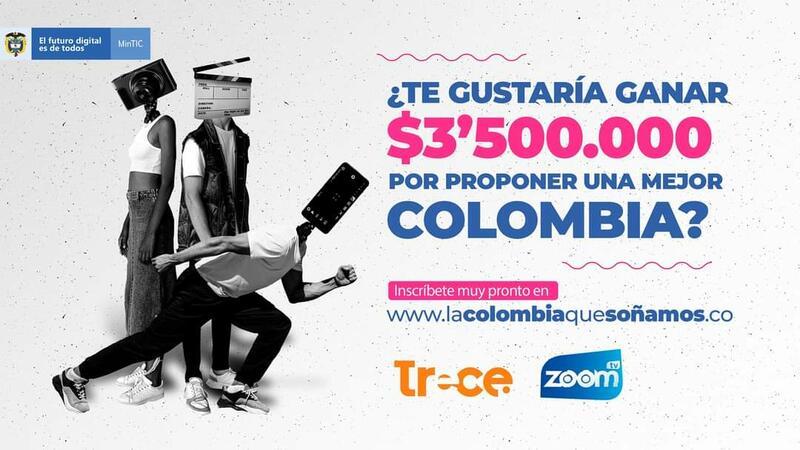 El tiempo se agota! Tu creatividad y tus ideas están a la espera de transformar una Colombia diferente