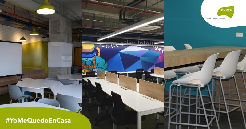 everis Colombia implementó el teletrabajo para todos sus colaboradores desde esta semana