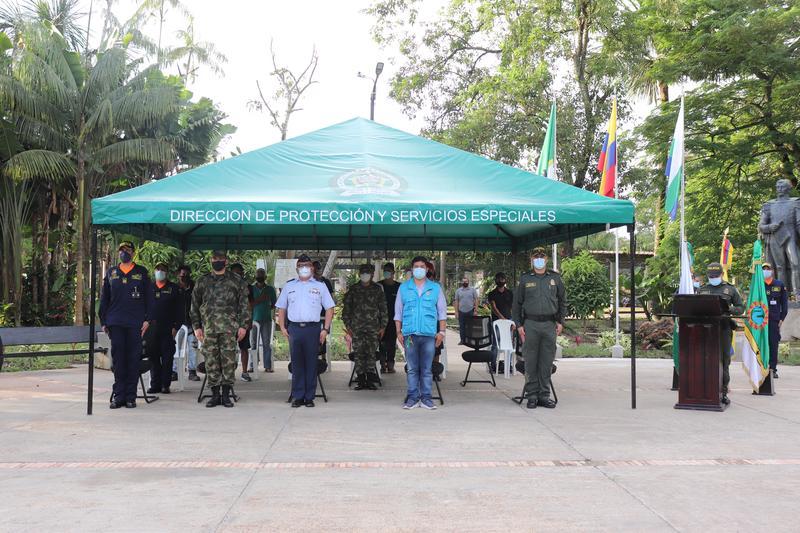 """Fuerza Pública garantiza seguridad y protección durante la """"Semana Mayor"""" en el Amazonas"""