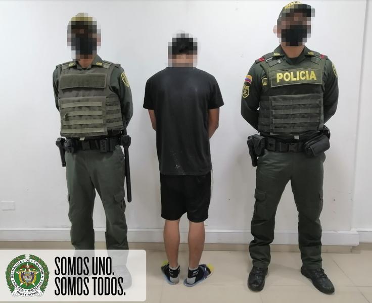 CON AYUDA DE LA COMUNIDAD, SE DIO CAPTURA A SUJETO POR EL DELITO DE HOMICIDIO