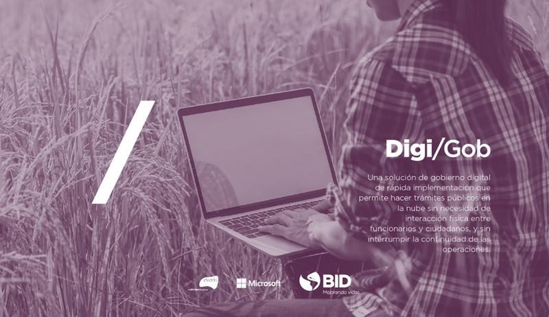 BID, everis NTT Data y Microsoft proveen soluciones digitales a gobiernos durante COVID-19