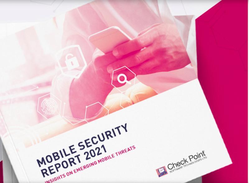 Informe de Seguridad Móvil 2021 de Check Point: prácticamente todas las empresas del mundo sufrieron un ataque de malware el año pasado
