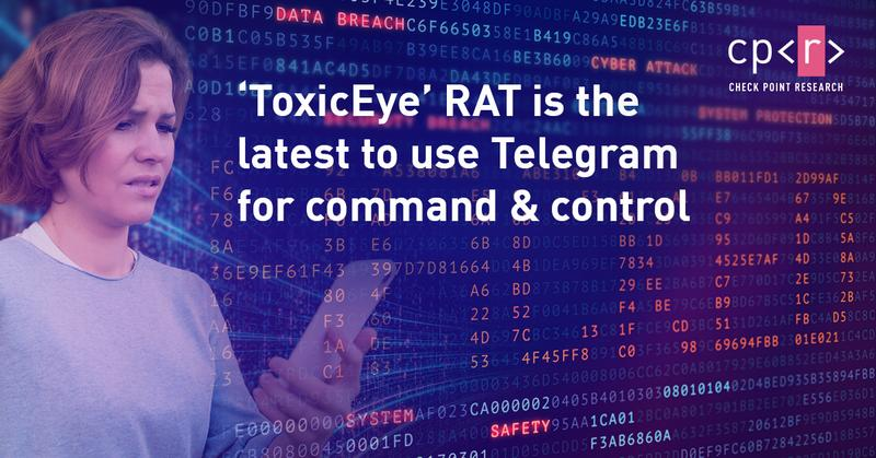 """Telegram, nueva """"herramienta"""" de la ciberdelincuencia para distribuir malware de forma remota"""
