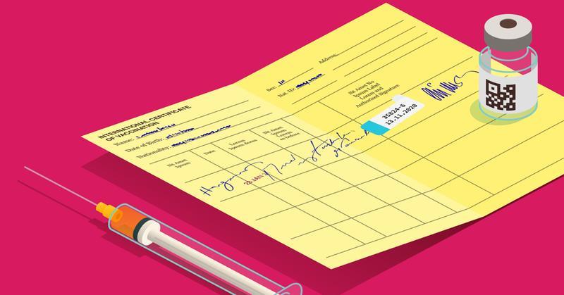 """¿Un certificado de vacunación por 250 euros o una PCR negativa por 25? Los ciberdelincuentes empiezan a falsificar pruebas de COVID-19 y certificados """"oficiales"""" en la Darknet"""