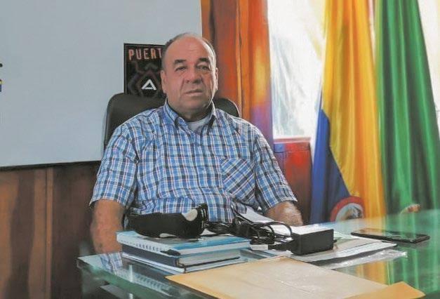 Vuelve Alirio de Jesús Vásquez a ser alcalde de Puerto Nariño