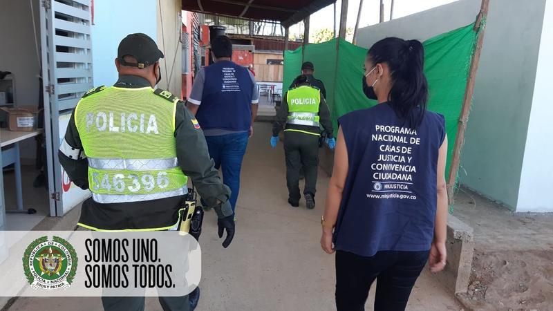 POLICÍA NACIONAL DESPLIEGA ACCIONES PARA CONTRARRESTAR EL TRABAJO INFANTIL EN EL AMAZONAS