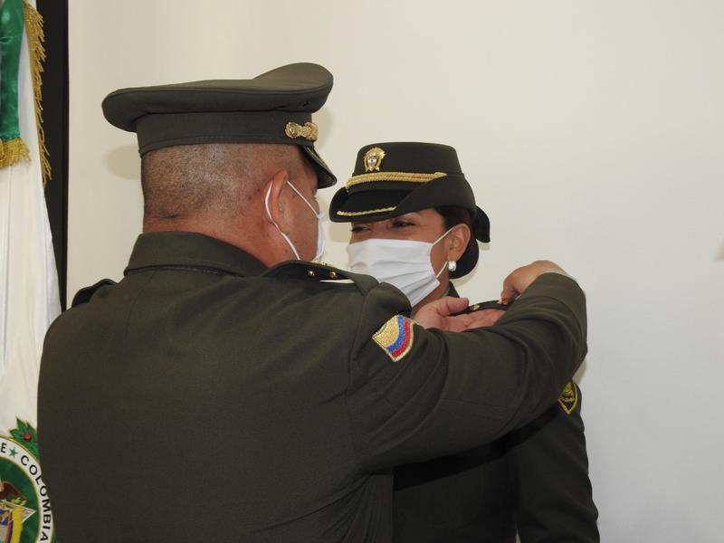 ESTE ES EL PRIMER ASCENSO VIRTUAL DE OFICIALES DE LA POLICÍA EN EL AMAZONAS EN EL MARCO DE LA EMERGENCIA SANITARIA POR EL COVID-19