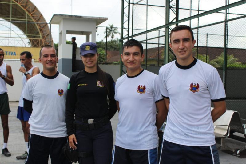 Fuerza Aérea Colombiana participa en Carrera de la Salud