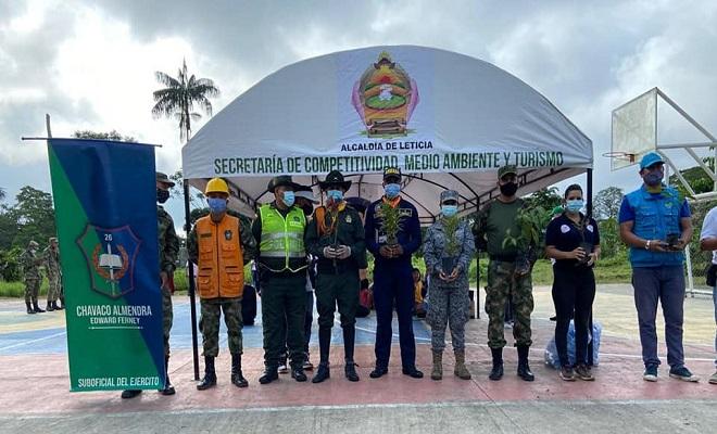 CONMEMORACIÓN DEL DÍA MUNDIAL DEL MEDIO AMBIENTE EN EL AMAZONAS