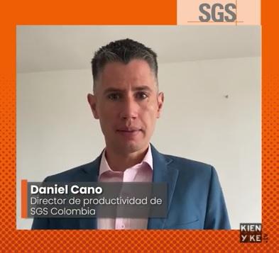 Participe en el taller virtual de estrategia y productividad de SGS Colombia