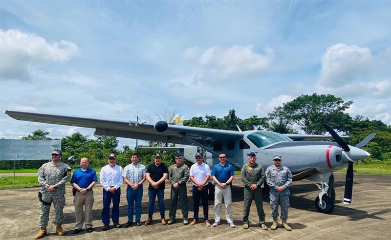 Visitas estratégicas fortalecerán la seguridad en el Amazonas