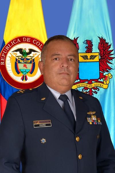 Vocación de servicio y compromiso con la seguridad del nuevo Comandante del Grupo Aéreo del Amazonas