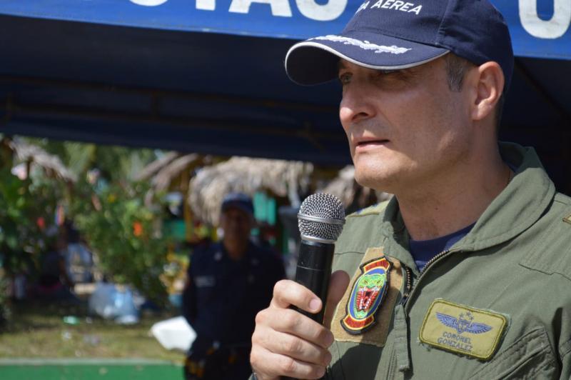 Lanzamiento de campaña de seguridad para la temporada vacacional en el Amazonas