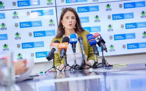 Juliana Pungiluppi presentó su renuncia a la Dirección del ICBF