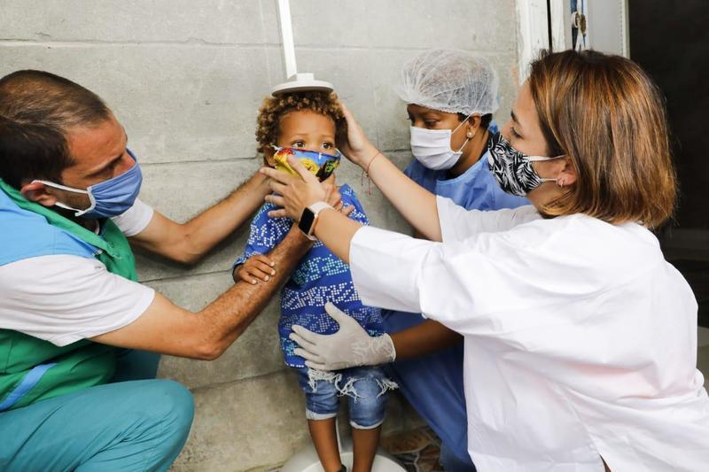 Directora ICBF llegó a Quibdó para verificar la atención recibida por los niños y niñas durante la pandemia