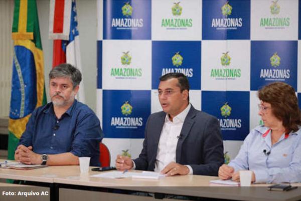Governo do AM libera R$ 23 milhões para combate da covid-19 no interior