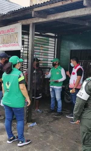 ICBF atiende casos de adolescentes en situación de trabajo en Leticia, Amazonas