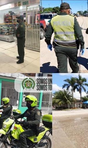 CON PATRULLAS DE APOYO SERÁN COMPLEMENTADOS LOS CUADRANTES APOSTÁNDOLE A UNA POLICÍA PARA EL VECINDARIO