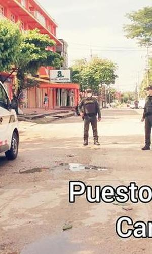 """EN EL AMAZONAS DESPLEGAMOS EL PLAN CHOQUE FASE VI """"CONSTRUYENDO SEGURIDAD"""" Y LA CAMPAÑA AISLARNOS PARA NO SEPARARNOS"""
