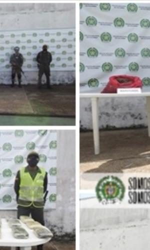 CAPTURAS E INCAUTACIONES DE DROGA FUERON LOS RESULTADOS OPERATIVOS MÁS DESTACADOS