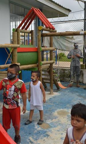 Desarrollo, protección y soluciones eficaces llevadas a cabo por su Fuerza Aérea Colombiana en el Amazonas