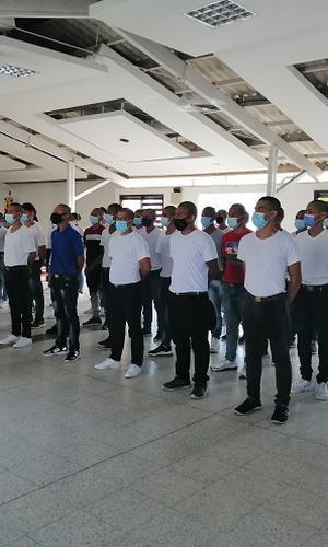 35 HOMBRES Y 15 MUJERES, CONFORMAN EL CURSO 014 DE AUXILIARES DE POLICÍA EN EL AMAZONAS