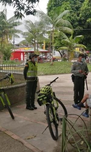 NUESTRA POLICÍA DE TURISMO ENFOCADA EN LA SEGURIDAD CIUDADANA DEL AMAZONAS