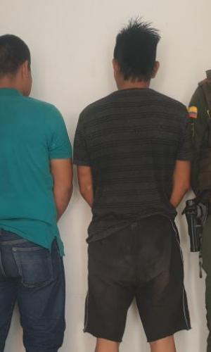 Trabajamos para contrarrestar el tráfico de estupefacientes en Amazonas